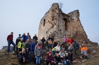 Castrum Thorna Önkéntesek