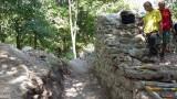 Szádvár, régészeti ásatás