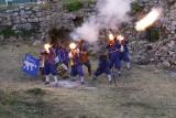 Mušketieri na hrade Turňa