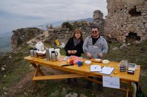 Tornai vár  konyha