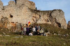 A Castrum Thorna tagjai