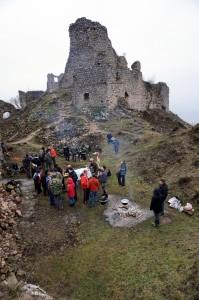 Castrum Thorna ÚjéviTúra